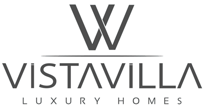 VistaVilla Luxury Homes Logo
